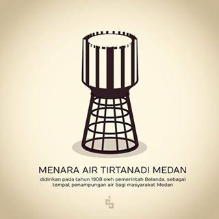 Tag Medankalibah Instagram Pictures Instarix Menara Air Tirtanadi Salah Satu