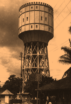 Tapanuli Selatan Angka Sejarah Kota Medan 51 Menara Ajer Beresih