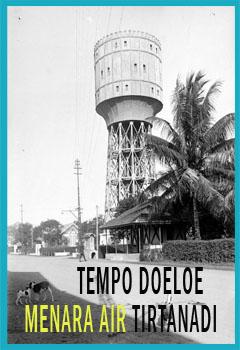 Wisata Bersejarah Menara Air Tirtanadi Tempat Populer Dibangun 1908 Tujuan