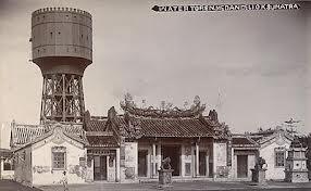 Wisata Sejarah Wijaya Travel Satu Cirri Khas Kota Medan Bangunan