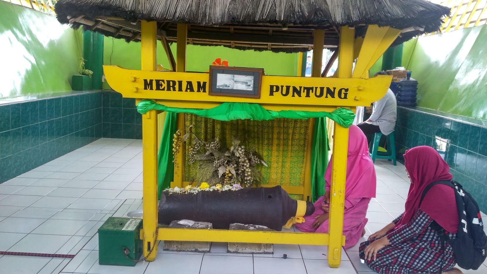 Kisah Meriam Puntung Puteri Hijau Kerajaan Aceh Steemit Cukup Melegenda