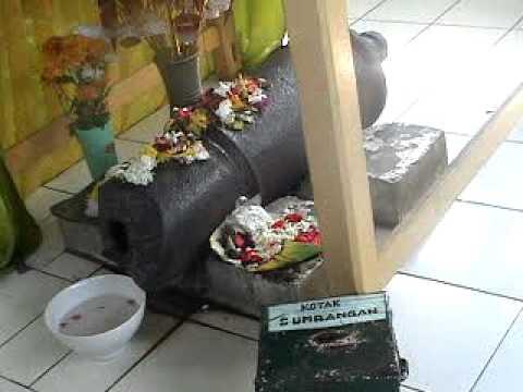 Meriam Puntung Istana Maimun Youtube Kota Medan