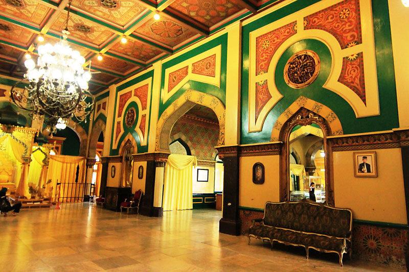 Sejarah Istana Maimun Kaskus Meriam Puntung Kota Medan