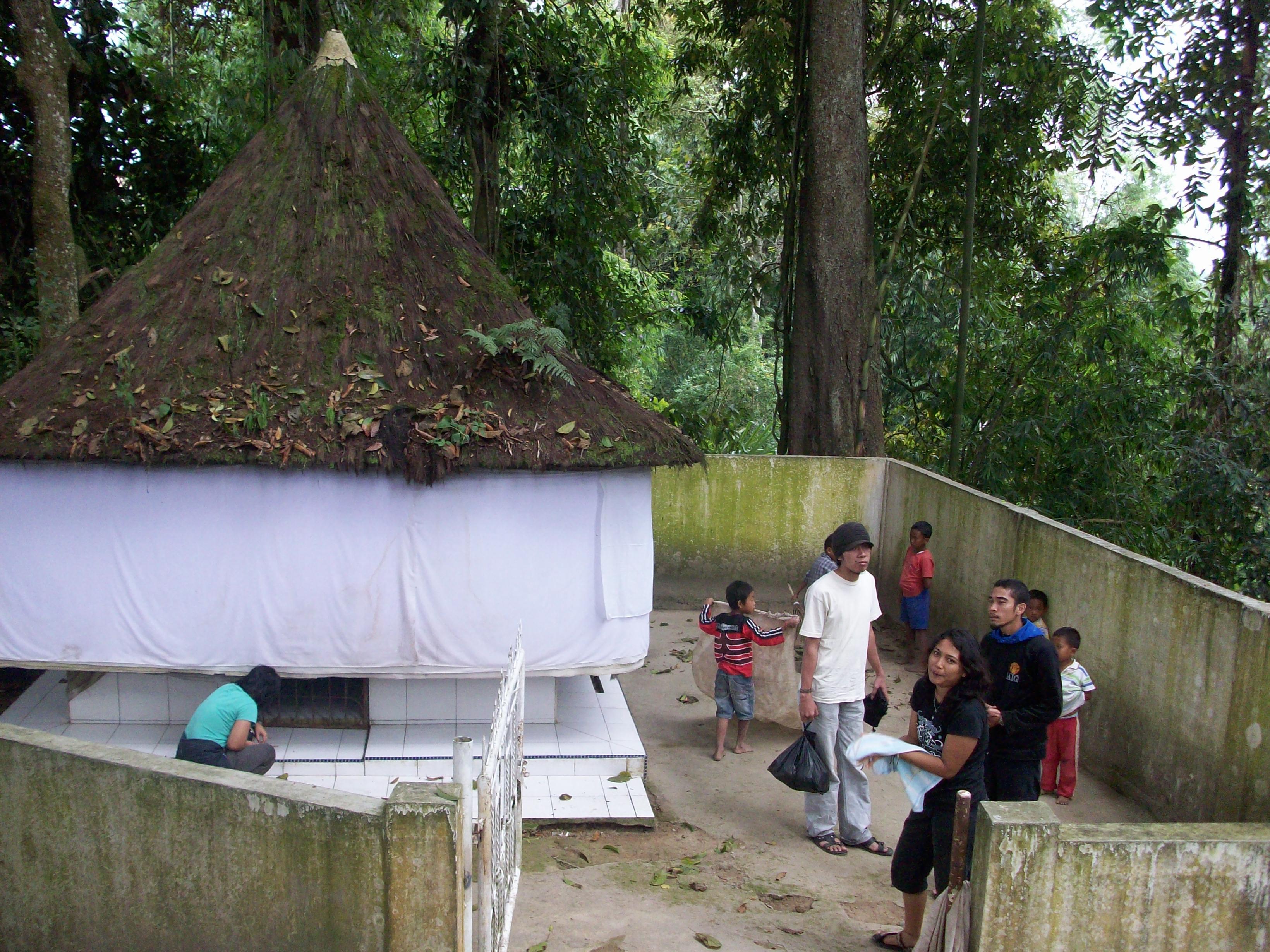 Situs Meriam Puntung Jpg Disakralkan Masyarakat Sekitar Kota Medan