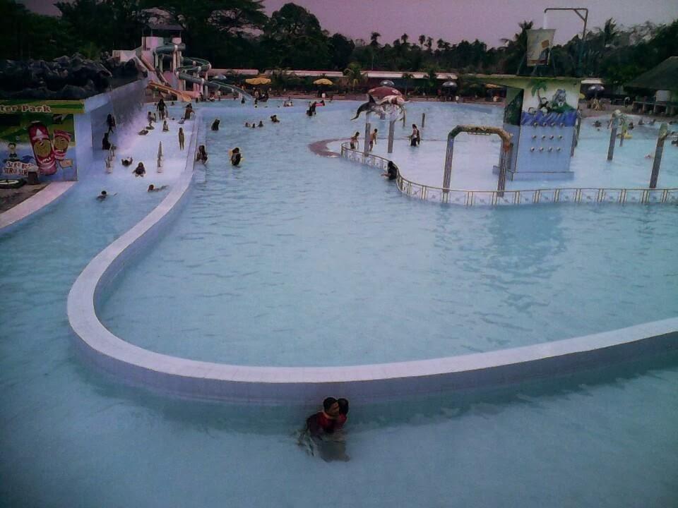 Adventure Style Theme Park Medan Mora Indah Beralamat Jalan Raya