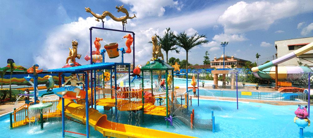 Adventure Style Theme Park Medan Water Beralamat Jalan Mongonsidi 45