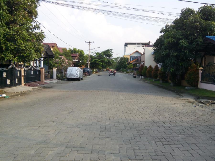 Rumah Dijual Kompleks Taman Riviera Depan Mora Indah Kota Medan