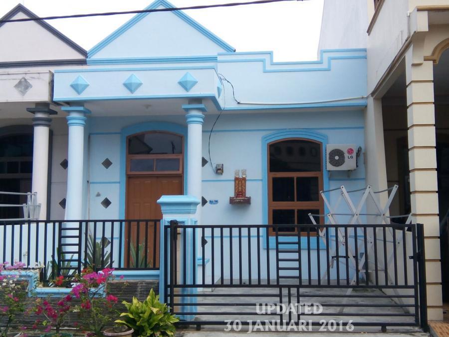 Rumah Dijual Kompleks Taman Riviera Depan Mora Indah Medan Ycug8fnw