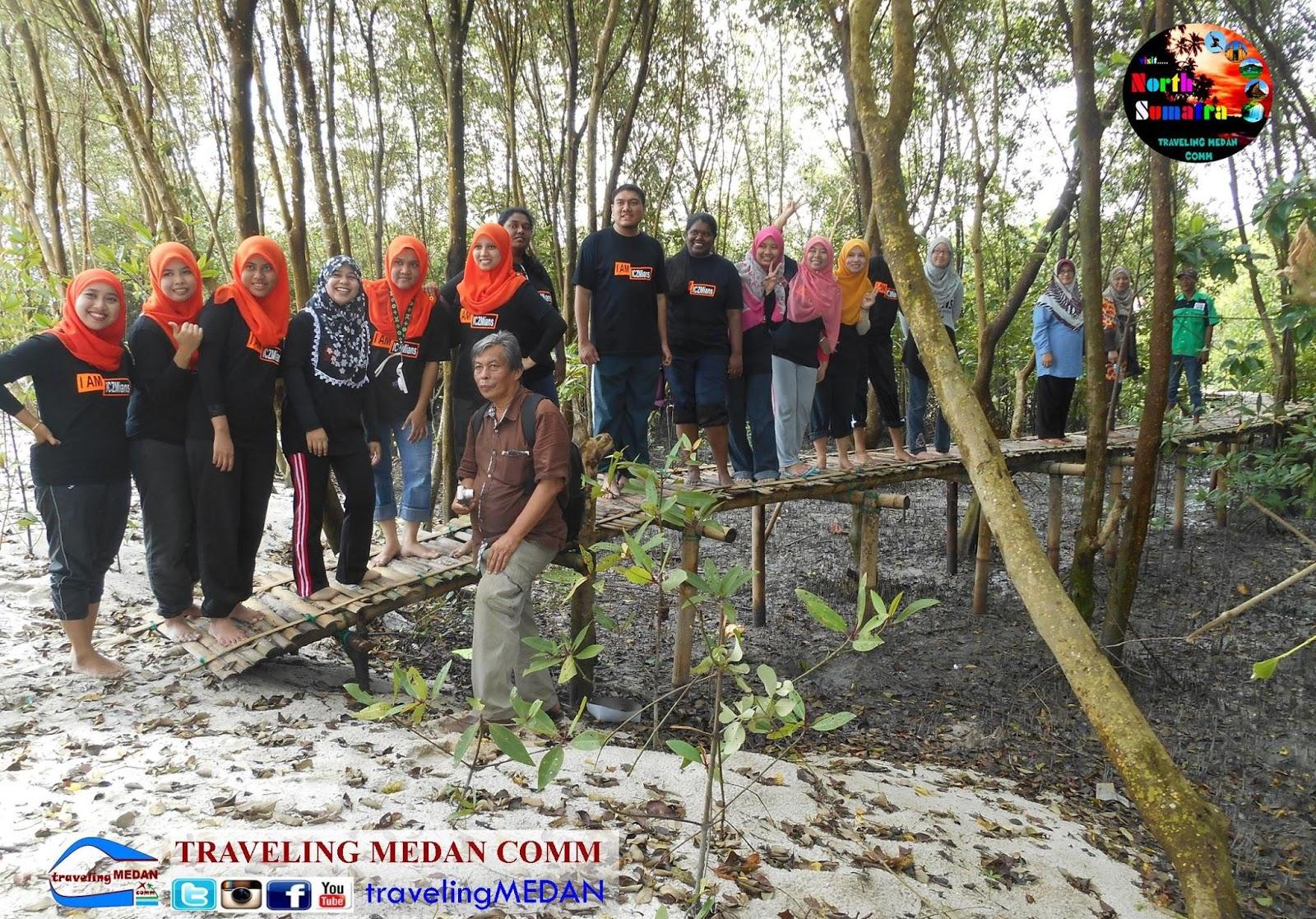 Tempat Wisata Deli Serdang Traveling Medan Comm Desa Durian Sirugun
