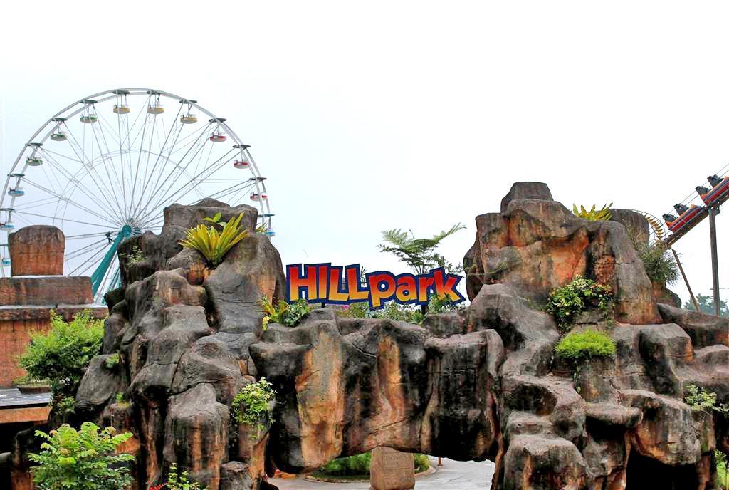 Tempat Wisata Medan Kunjungi Hill Park Sibolangit Mora Indah Kota