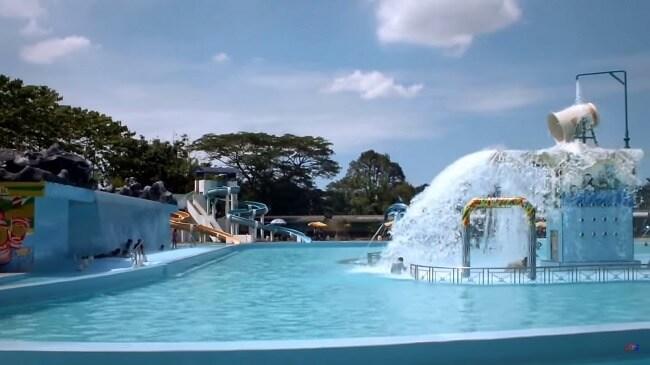 Tempat Wisata Medan Menarik Dikunjungi Taman Mora Indah Kota