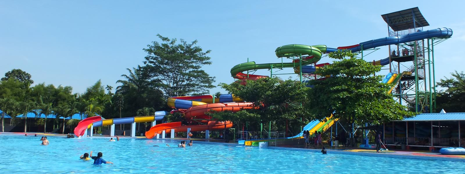 Wahana Waterpark Medan Patut Kamu Kunjungi Tamora Indah Tanjung Morawa
