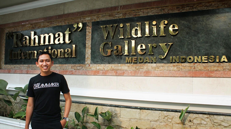Hijrahheiji Belajar Mengenal Satwa Rahmat International Wildlife Tau Gallery Bagus