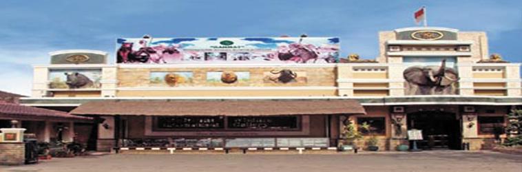 Rahmat Museum Gallery Internasional Wildlife Satu Satunya Asia Memiliki 850
