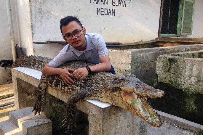 Penangkaran Buaya Asam Kumbang Terbesar Indonesia Kota Medan