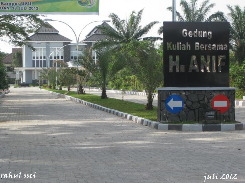Medan Universitas Sumatera Utara Pengembangan Gedung Sarana Img 3359 Rahul792