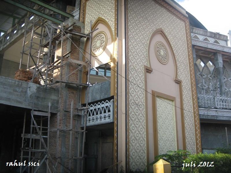 Medan Universitas Sumatera Utara Pengembangan Gedung Sarana Masjid Da Wah