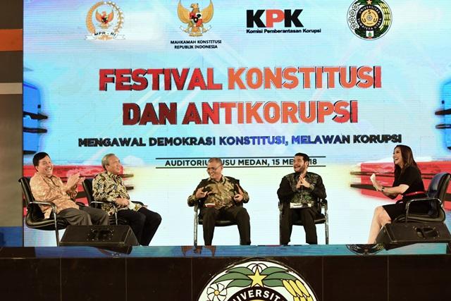 Universitas Sumatera Utara Beranda Rektor Usu Uu Membatasi Munculnya Calon