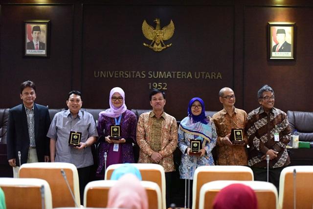 Universitas Sumatera Utara Beranda Usu Gelar Sosialisasi Pdln Kenalkan Simpel