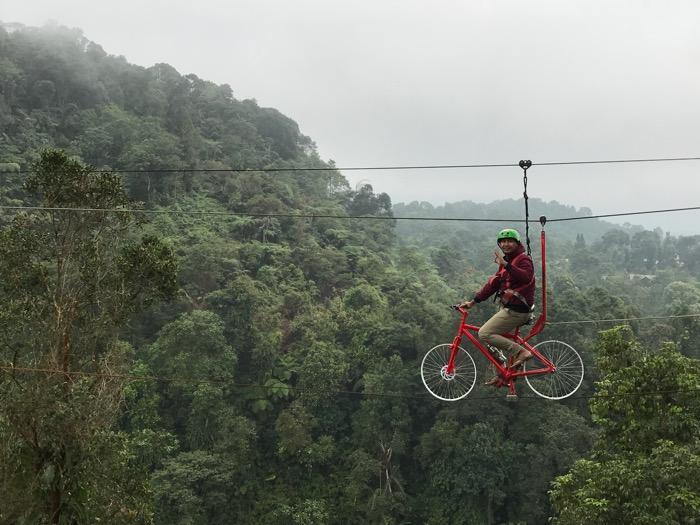 Wisata Markas Rusa Luar Kebun Binatang Sportourism Id Jalur Menuju