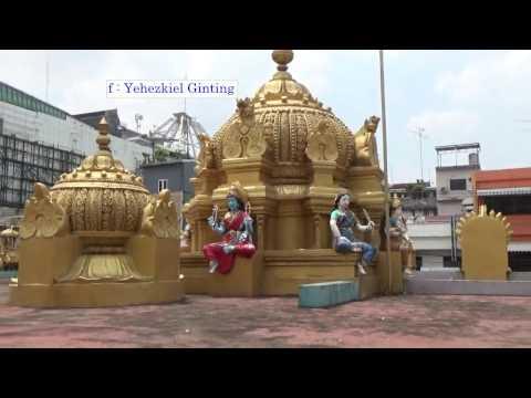 Youtube Yehezkiel Ginting Kuil Hindu Tertua Medan Penangkaran Rusa Universitas