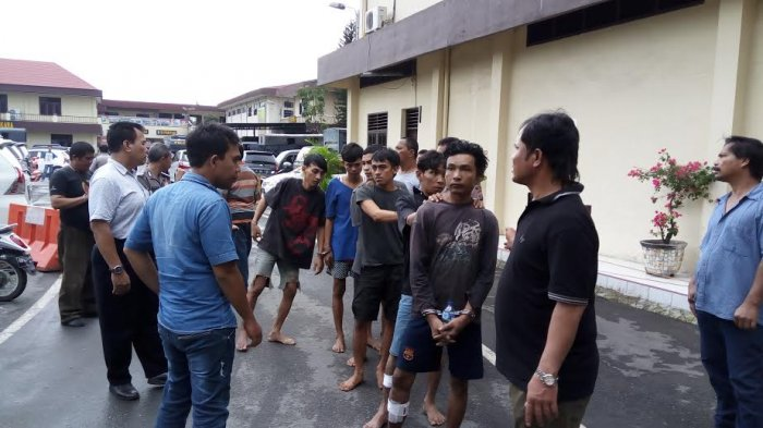 6 12 Tahanan Kabur Berhasil Ditangkap Simak Pengakuan Mengejutkan Percut