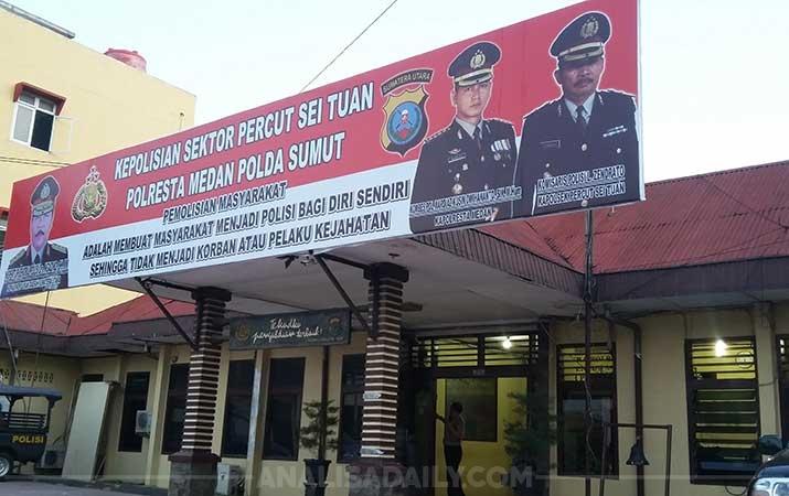 Berita Tahanan Polsek Percut Sei Tuan Tewas Analisadaily Kota Medan