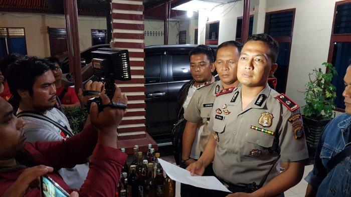 Cegah Tindakan Prostitusi Polisi Razia Cafe Kota Medan Ssssttt Hasilnya