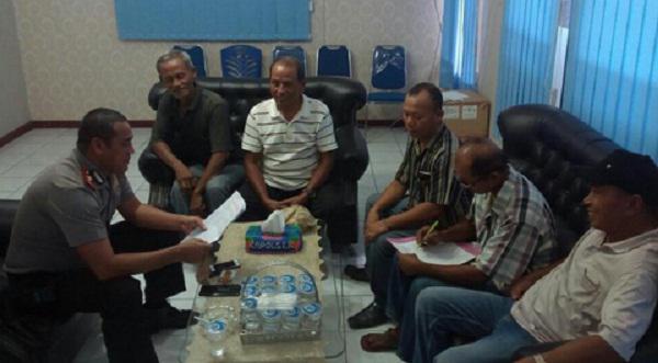Gerah Aksi Kejahatan Kampungnya Belasan Warga Mengadu Polsek Percut Seituan