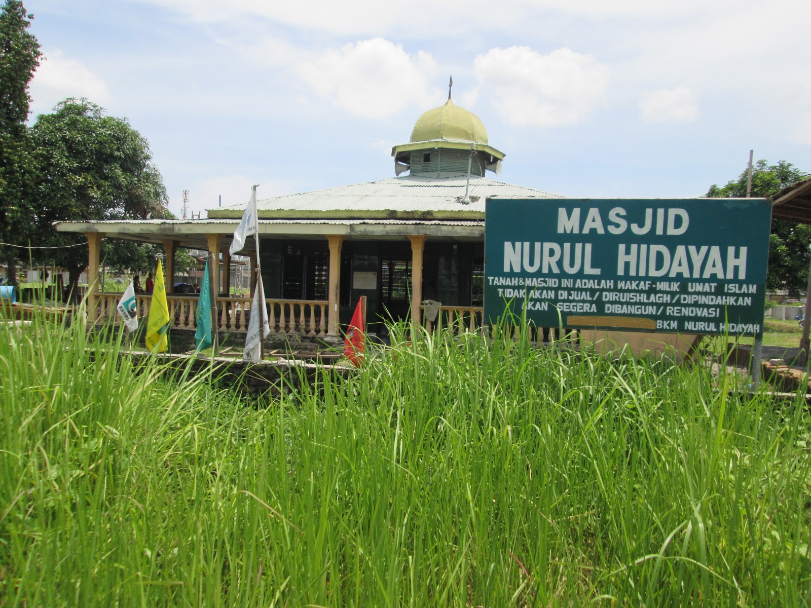 Kua Percut Sei Tuan Picu Konflik Masjid Nurul Hidayah Jurnalis