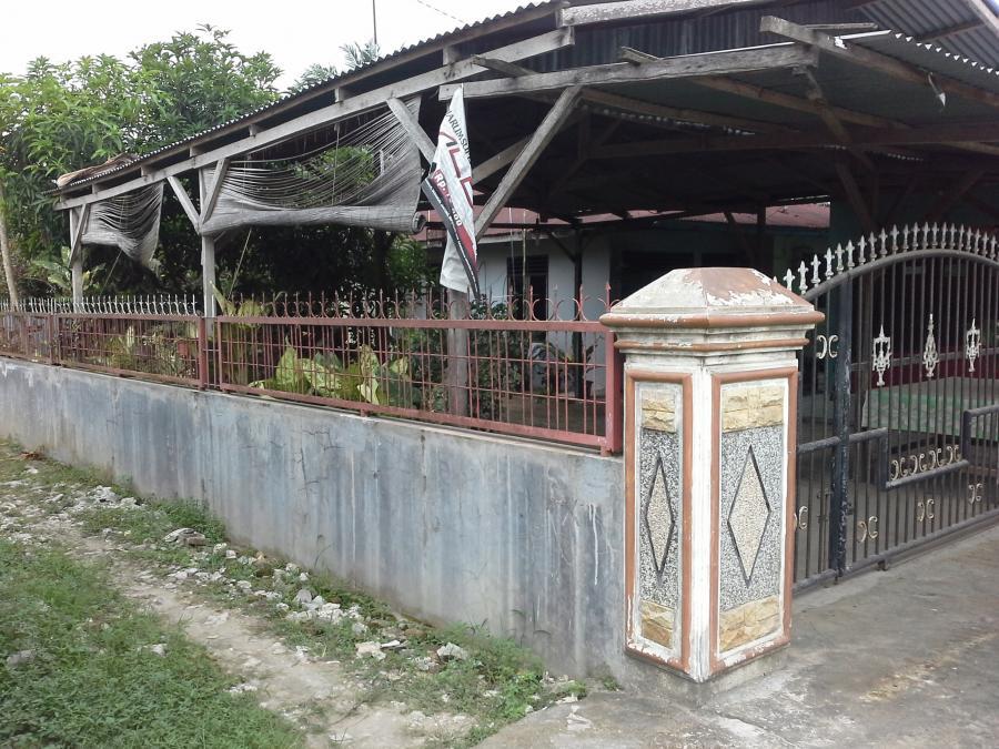 Rumah Dijual Jl Satria Desa Cinta Rakyat Kec Percut Sei