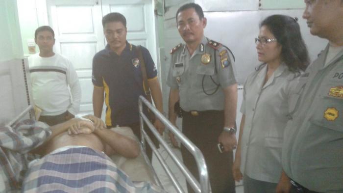 Tahanan Polsek Percut Tewas Diduga Dianiaya Sel Tribun Medan Sei