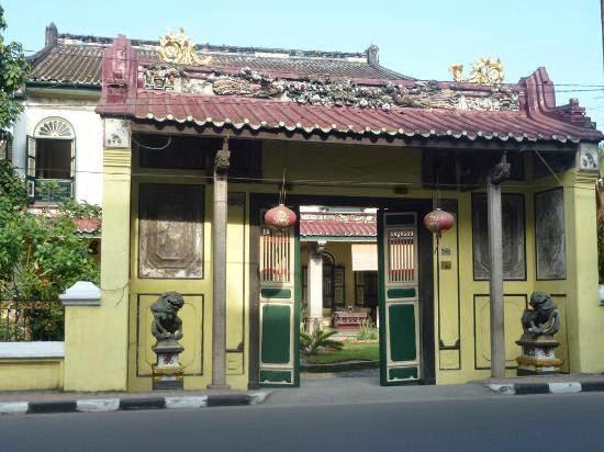10 Bangunan Bersejarah Bertahan Kota Medan Tjong Fie Sejarah Tak