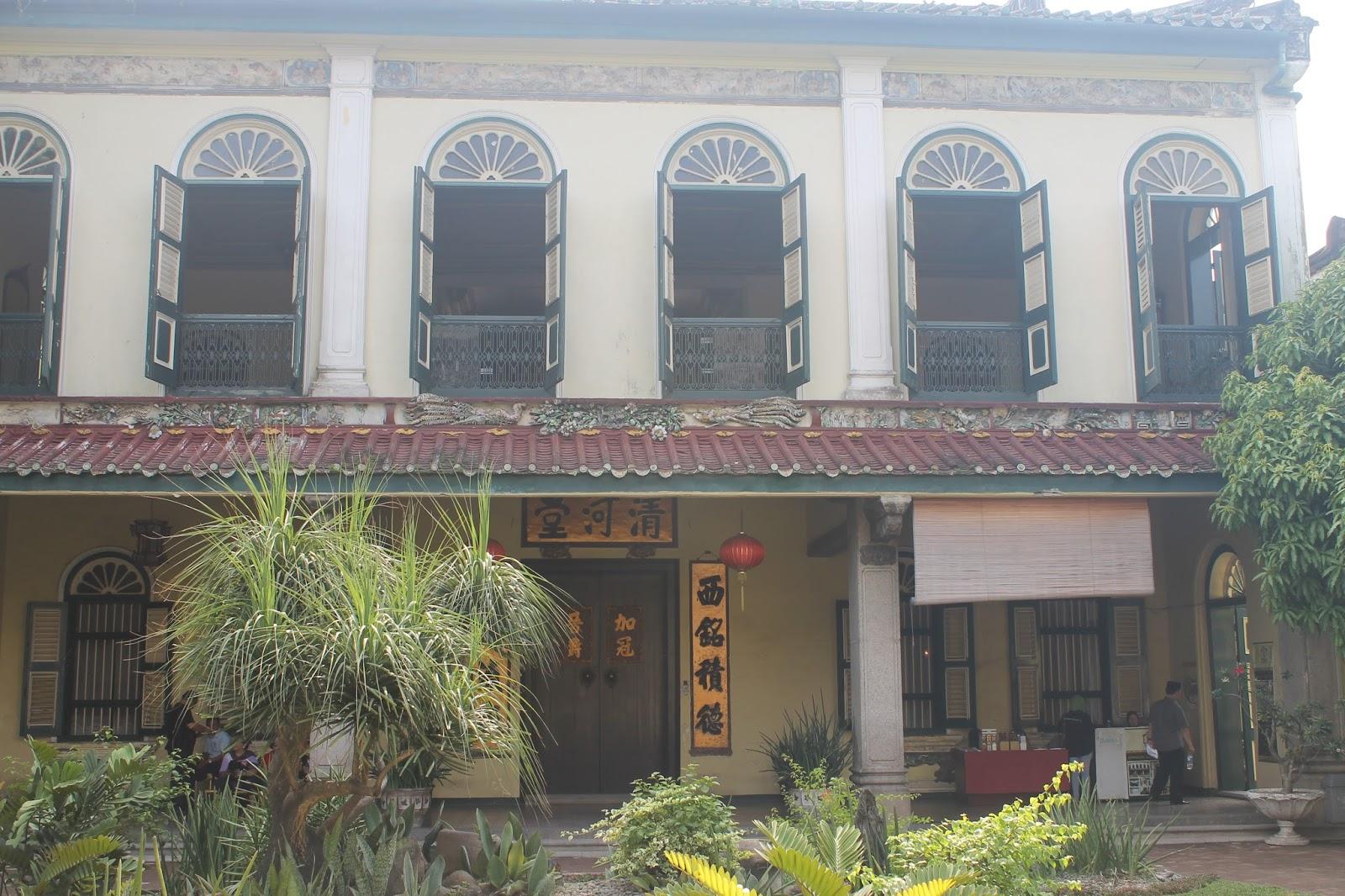 Ardyyfikri Mengenal Sejarah Tjong Fie Kota Medan Rumah