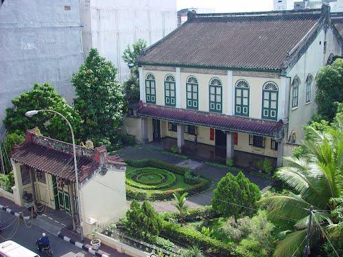 Berkunjung Rumah Tjong Fie Tobasatu Kota Medan