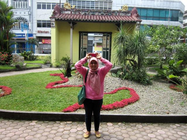 Finding Home Tjong Fie Mansion Rumah Berada Jalan Ahmad Yani