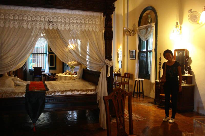 Kamar Tidur Rumah Tjong Fie Medan Prefab Modern Home Kota