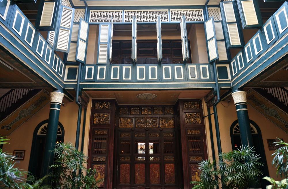 Mansion Tjong Fie Nonikhairani Rumah Kota Medan
