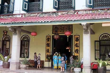 Melancong Rumah Tjong Fie Indonesian Heritage Fie1 Kota Medan