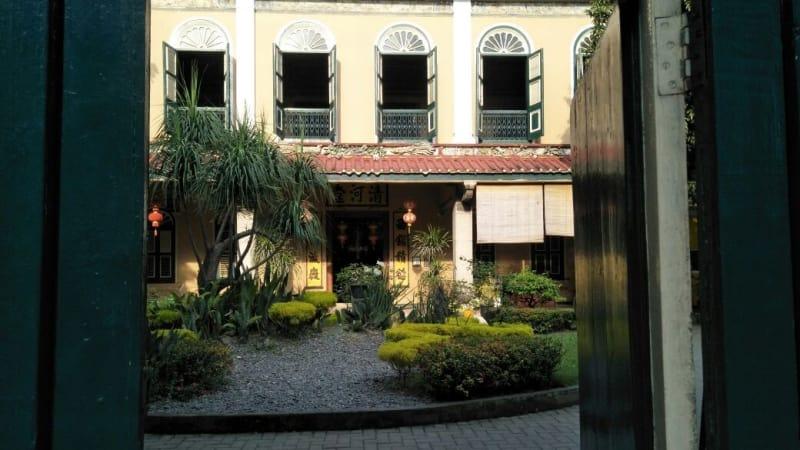 Menengok Rumah Cagar Budaya Tjong Fie Medan Kumparan Kota
