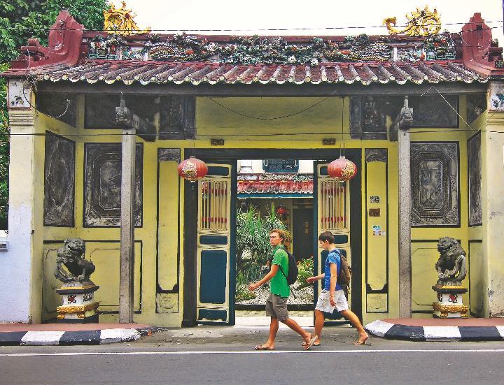 Menjelajahi Rumah Tjong Fie Memahami Sepenggal Sejarah Medan Bagian Belakang