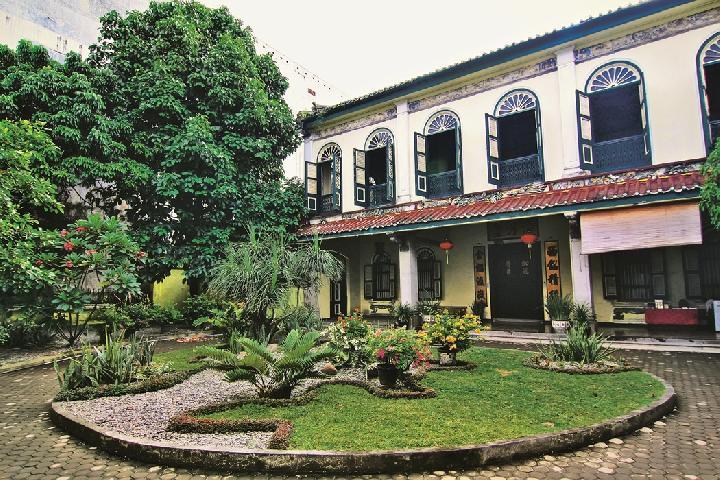 Menjelajahi Rumah Tjong Fie Memahami Sepenggal Sejarah Medan Bagian Kediaman