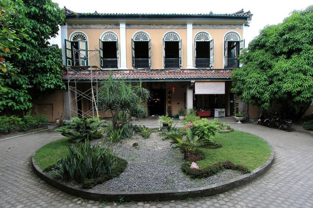 Museum Tjong Fie Rumah Mantan Terkaya Se Asia Tenggara Deli