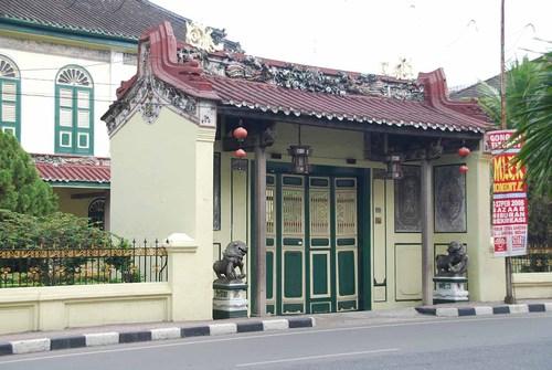 Objek Wisata Rumah Tjong Fie Medan Yoshiewafa Kota