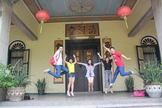 Pintu Utama Foto Rumah Tjong Fie Medan Tripadvisor Kota