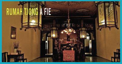 Rumah Tjong Fie Berpengaruh Kota Medan Tempat Wisata Meskipun Bukanlah