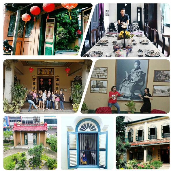 Rumah Tjong Fie Medan Ila Rizky Kota