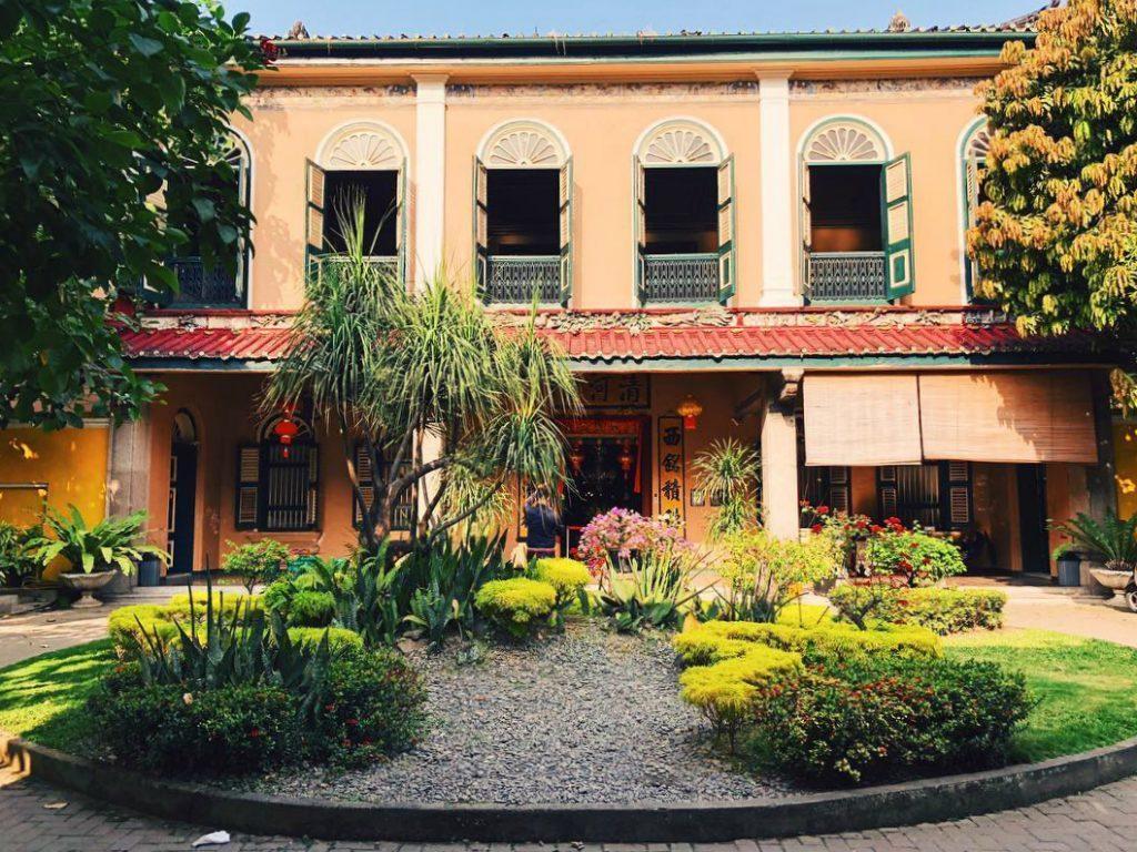 Rumah Tjong Fie Saksi Sejarah Medan Eksotis Misterius Kota