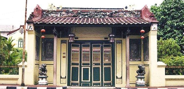 Rumah Tjong Fie Wisata Medan Dolan Kota