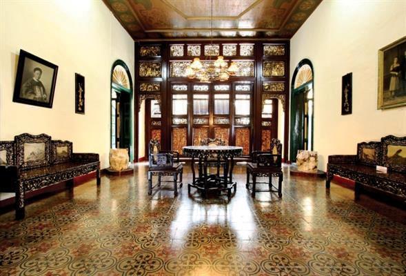 Rumah Tjong Fie Wisata Penuh Misteri Medan Lihat Id Kota